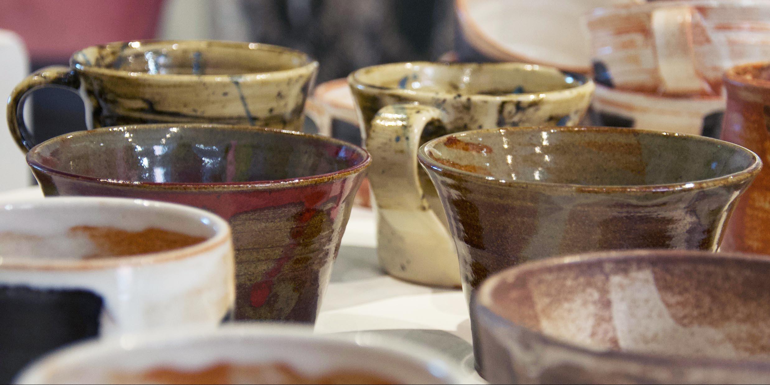 keramik handgjort av formakademin i lidköping